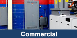 Electrical Panel and Generator - Electric Company